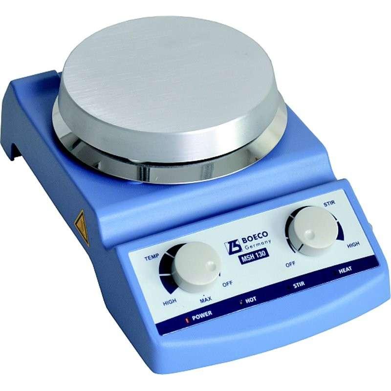 Agitador Magnético Calentamiento Boeco MSH-130