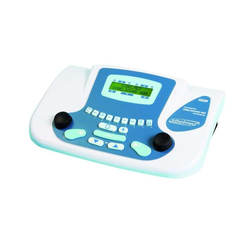 Audiometro Clinico Basico Sibelmed Sibelsound 400AOM