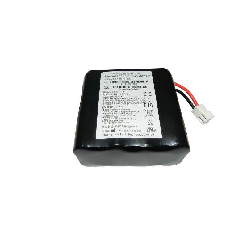 Batería Monitor Fetal F6 F9 Edan