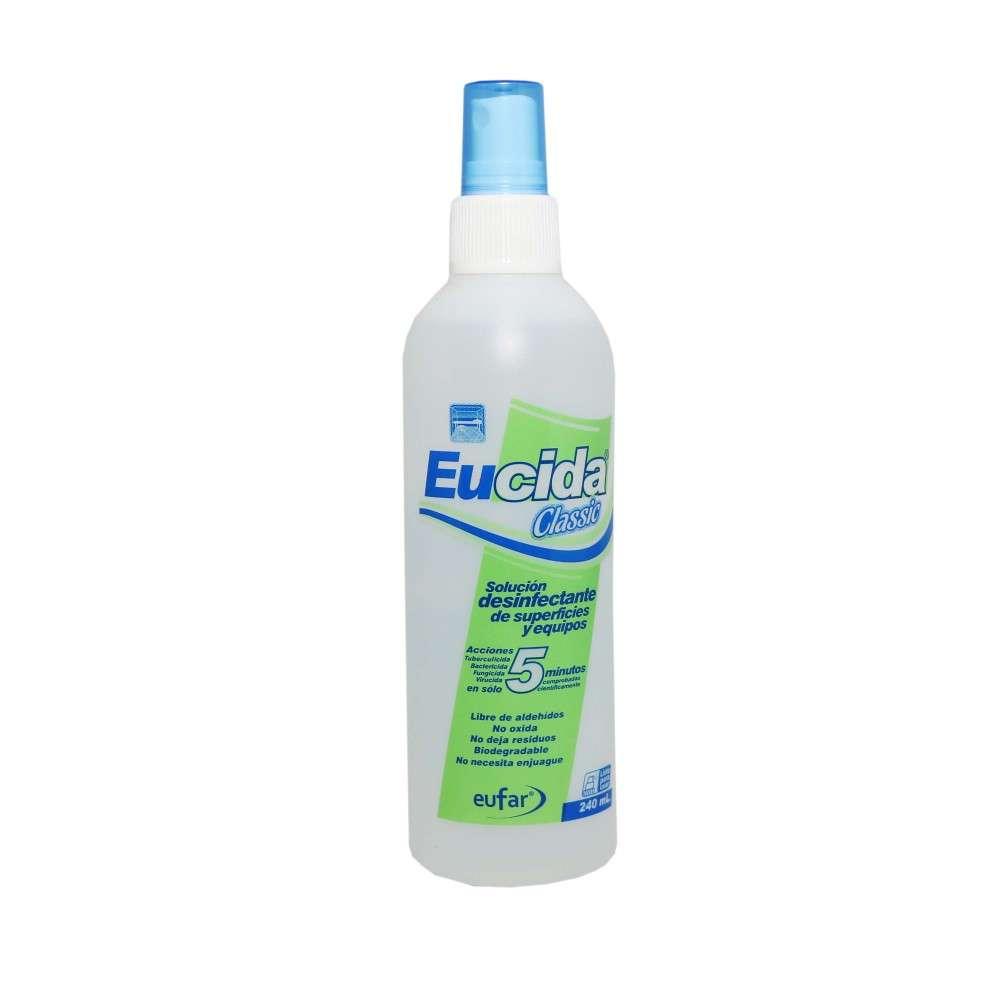 Desinfectante de superficies EUCIDA CLASSIC, Eufar