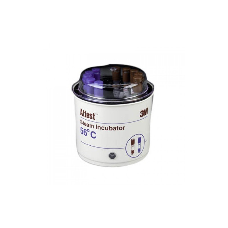 Incubadora Para Vapor 56 ºC 3M, Attest 116