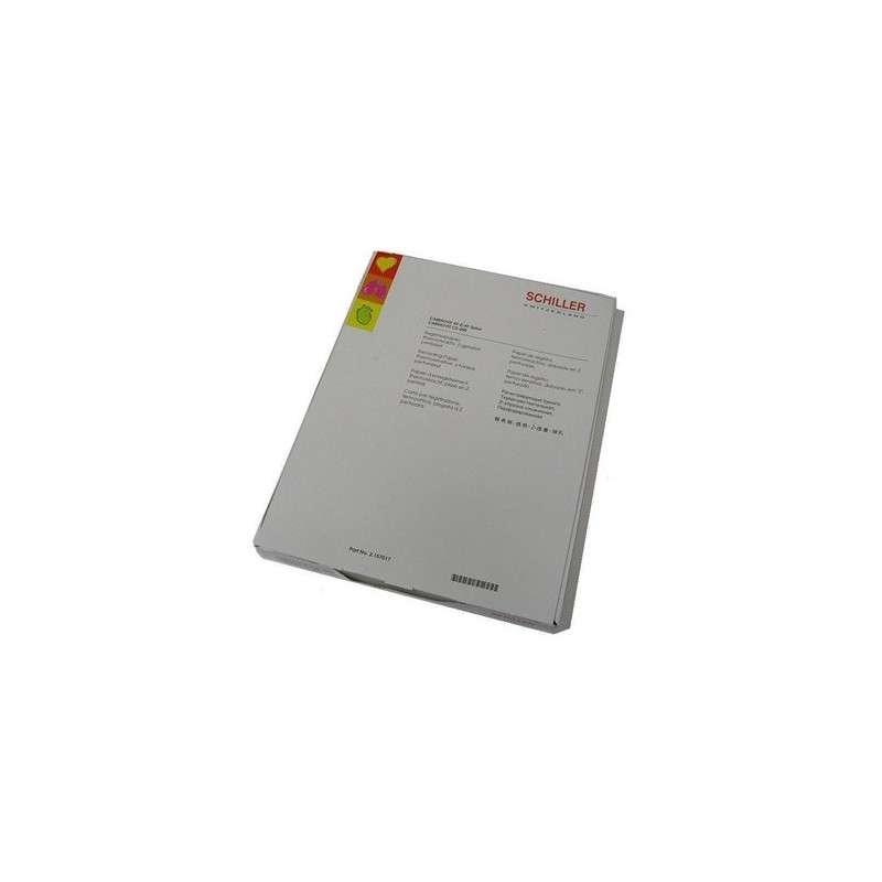 Papel Térmico AT-2 SE-1200 210x280x150 Painmed E210R28M15