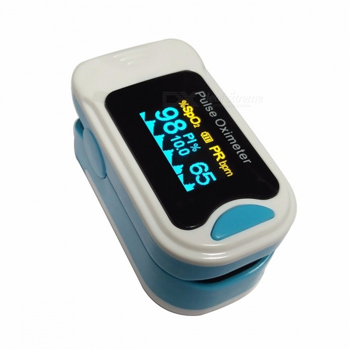 Pulsoximetro Safe Heart